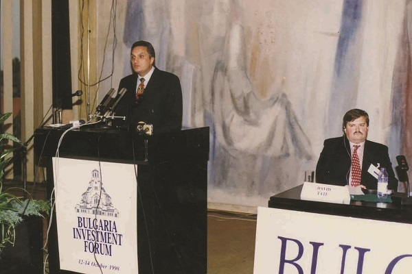 Bulgaria Investment Forum 1998