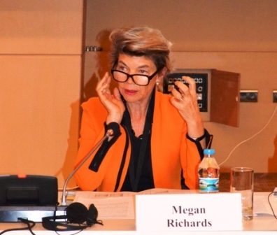 Ms. Megan Richards, Director for Coordination, DG Communications Networks, Content and Technology, European Commission